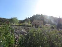 Le gite vu de la rivière