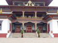 CASTRO Martine 461 - Genay - Semaine au temple Des Milles Bouddhas
