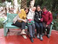 """Visite des """"Jardins de Majorelle"""""""